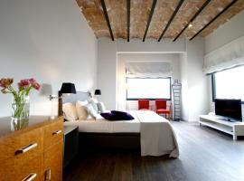 Decô Apartments Barcelona-Diagonal