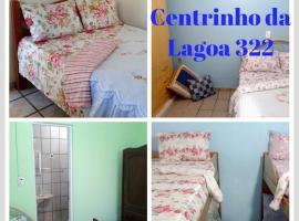 Pousada CENTRINHO DA LAGOA 322 - Suíte 2