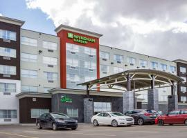 Wyndham Garden Edmonton Airport, Hotel in Leduc