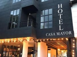 HOTEL CASA MAYOR LA 70