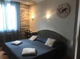 Hotel Bernieres, hotel near University Hospital Of Caen, Caen