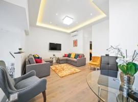 Collingham Prime Apartments CPA, budget hotel in London