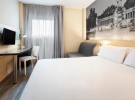 B&B Hotel Madrid Aeropuerto T1 T2 T3