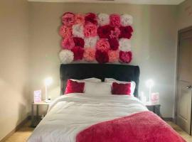 Pink Print Studio In The Heart Of Downtown Columbus