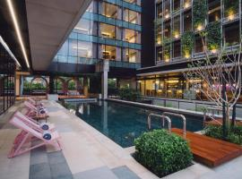 KLoe Hotel, hotel em Kuala Lumpur