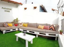 PARADISE HOME Terraza & Barbacoa centro Alicante