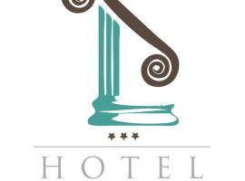Hôtel CHENOUA, rodinný hotel v destinaci Tipaza