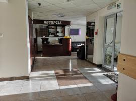 Hotel Kakadu, pet-friendly hotel in Konin