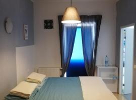 Schlafzimmer mit Bad im Zentrum von Mondsee
