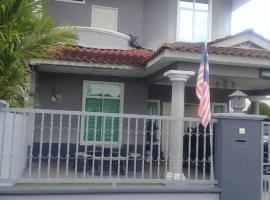 OYO 44058 Motel Sre Bayam, hotel in Kulim