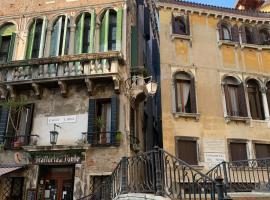 Sunshine Relais Venice Central, pet-friendly hotel in Venice
