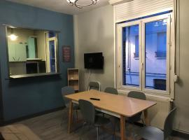 Duplex centre ville Saint Quentin