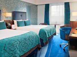 Crowne Plaza Dublin Blanchardstown, hotel in zona Aeroporto di Dublino - DUB, Blanchardstown