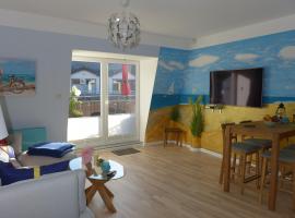 Apartament Silence Baltic Wydmy Bałtyku