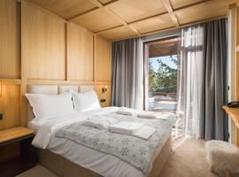 Hotel and SPA Moreni: Sofya'da bir otel