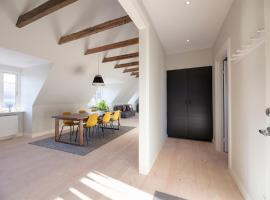 Aalborg Center - Rooms and Apartments - Modern Living Two, vacation home in Aalborg