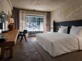 Rooms Hotel Kokhta