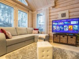 Holiday Home Akavilla 2, hotel in Jämsä