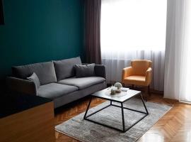 Swiss Apartments Prishtina by sheshi