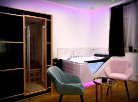 Le Vénus - Appartement SPA Privatif Balnéo Sauna, отель в Дижоне