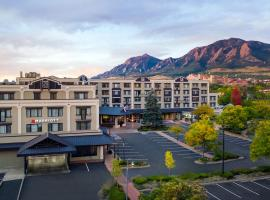 Boulder Marriott Hotel & Spa, spa hotel in Boulder