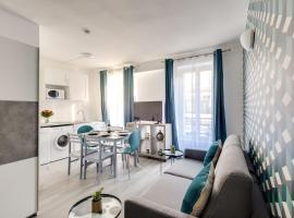 801 Suite Luxury, APT+Terrace, Door of Paris- PRM