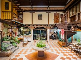 Hotel Spa La Casa del Rector, hotel in Almagro