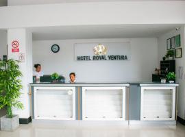 Hotel Royal Ventura, budget hotel in Pucallpa