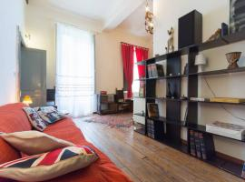 Spacious 80sqm apartment in the heart of the city