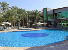 Palma Beach Resort & Spa, hotel in Umm Al Quwain