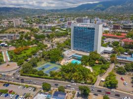 The Jamaica Pegasus Hotel, hotel in Kingston