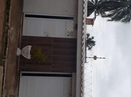 Marisa ribas, pet-friendly hotel in Maragogi
