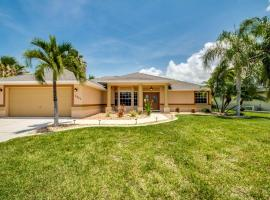 Villa Sunseeker, vacation rental in Cape Coral