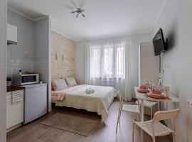 Добрые апартаменты в Одинцово, pet-friendly hotel in Odintsovo