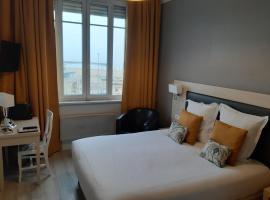 Les Embruns, budget hotel in Trouville-sur-Mer