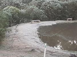 Chalé Estância Cachoeira do Avencal, hotel em Urubici