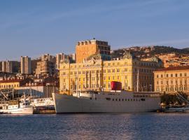 Botel Marina, budget hotel in Rijeka