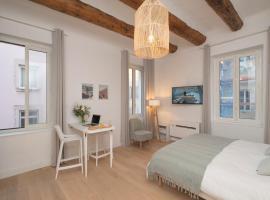 Design Suites - Vieux Port, apartment in Marseille