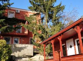 Misa Apartman Miskolctapolca Felső Szint