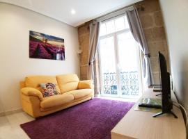 Apartamento Pórtico Paraíso, hotel cerca de Manantiales de As Burgas, Ourense