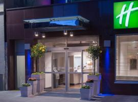 Holiday Inn Express - Times Square, Holiday Inn hotel in New York