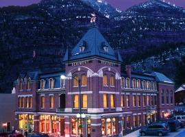 Beaumont Hotel and Spa - Adults Only, hotel in Ouray