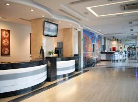 Tryp Leon Hotel