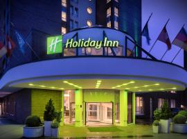 Holiday Inn Hamburg, hotel in Hamburg