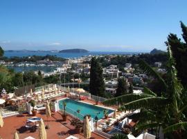 Hotel Don Pedro, hotel near Pescatori Beach, Ischia