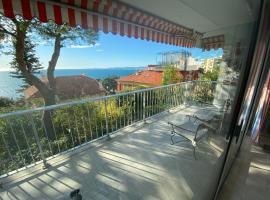 Prestigious Residence in Cap de Nice with swimming pool, hotel with pools in Nice