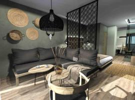 Gaia by Agora Luxury apartments in the heart of Heraklion