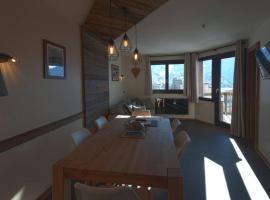 epicea avoriaz 3 appartements de 2 chambres 4 à 6 personnes completement renove au calme avec vue