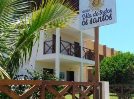 Vila de Todos os Santos, hotel near Maracaipe Beach, Porto De Galinhas