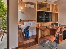 Minimalist Poshtel & Suites